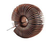 HT1500 Series Helical Edge Wound (HEW) Toroid Fixed Inductors