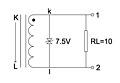 Test Circuit for P4023 200 Ampere (A) Outdoor Split Core Current Transformers